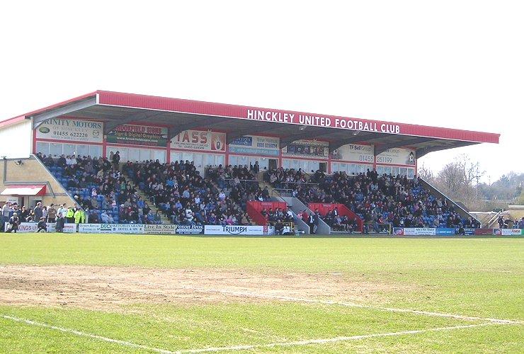 Hinckley United Stadium